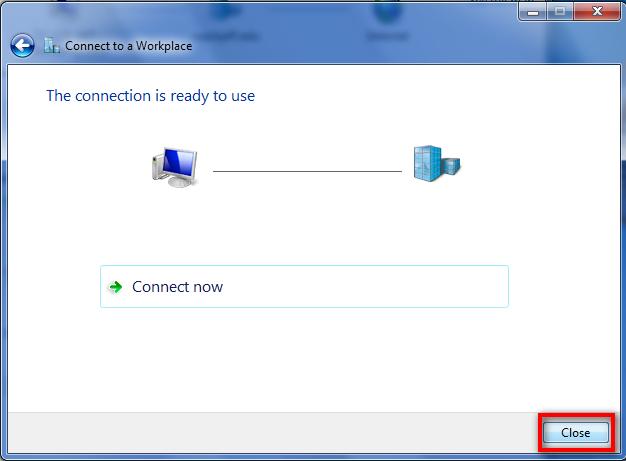 How To Setup VPN in Windows 7 - 9